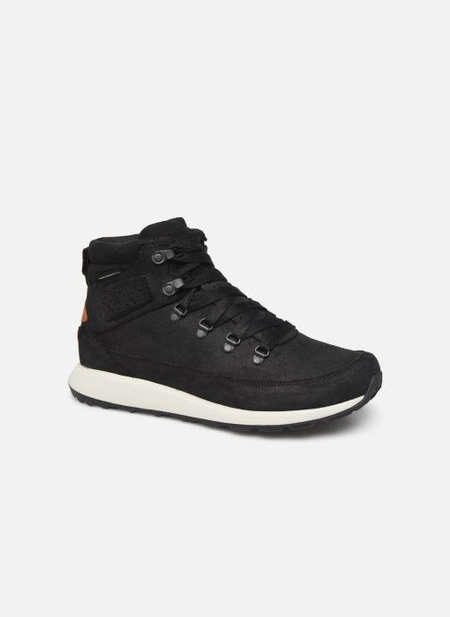 Chaussures de sport Merrell ASHFORD CLASSIC CHUKKA LTR Noir vue détail/paire
