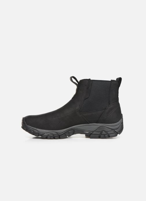 Zapatillas de deporte Merrell MOAB ADVENTURE CHELSEA PLR WP Negro vista de frente