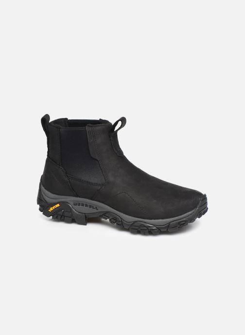 Chaussures de sport Merrell MOAB ADVENTURE CHELSEA PLR WP Noir vue détail/paire