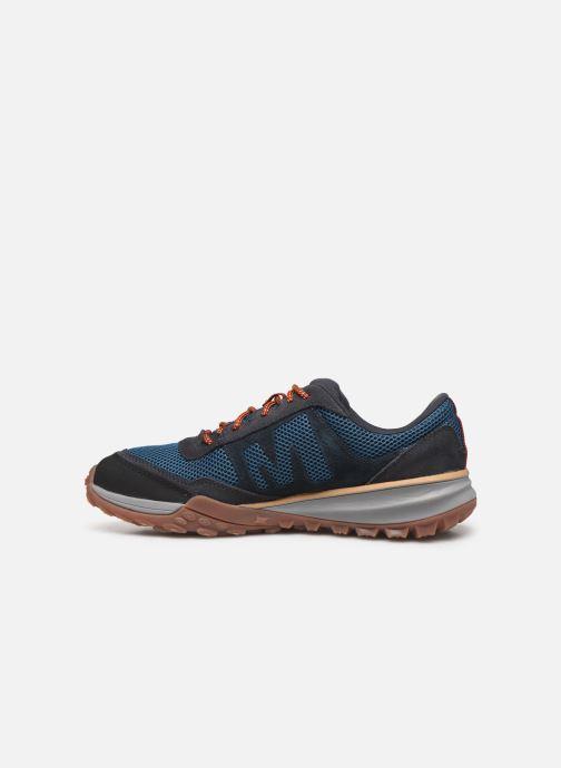 Zapatillas de deporte Merrell HAVOC VENT Azul vista de frente