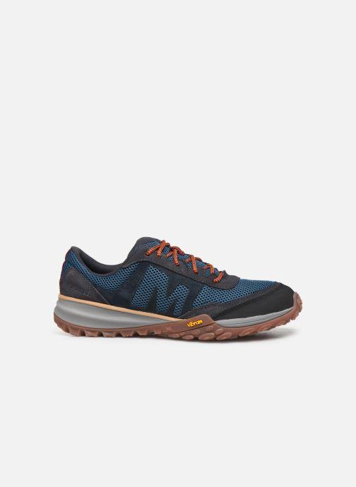 Chaussures de sport Merrell HAVOC VENT Bleu vue derrière