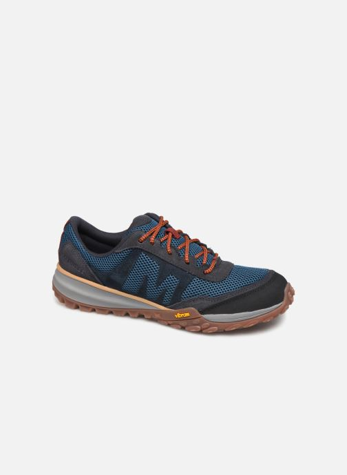 Sport shoes Merrell HAVOC VENT Blue detailed view/ Pair view