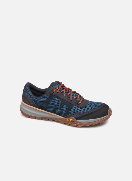 Chaussures de sport Merrell HAVOC VENT Bleu vue détail/paire