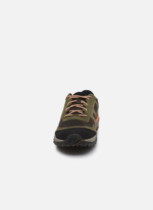 Zapatillas de deporte Merrell HAVOC VENT Verde vista del modelo