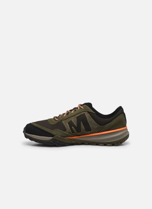 Zapatillas de deporte Merrell HAVOC VENT Verde vista de frente
