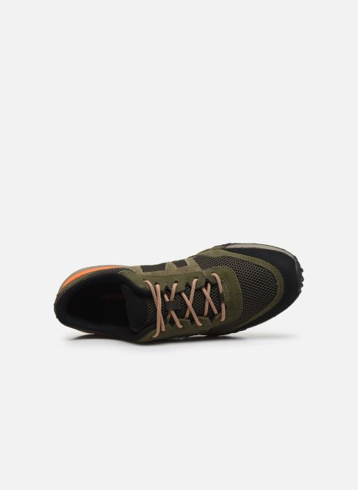 Zapatillas de deporte Merrell HAVOC VENT Verde vista lateral izquierda