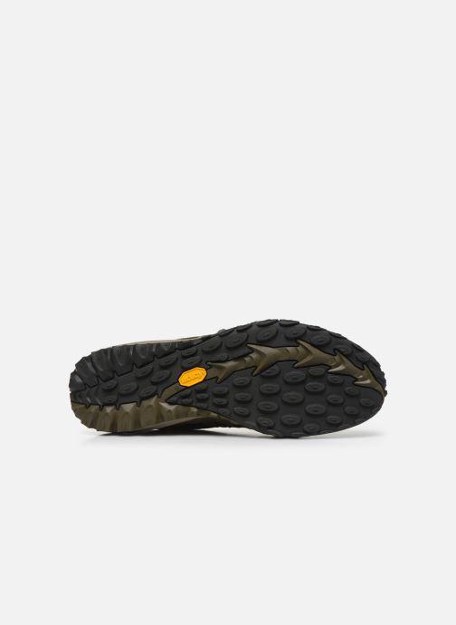Zapatillas de deporte Merrell HAVOC VENT Verde vista de arriba