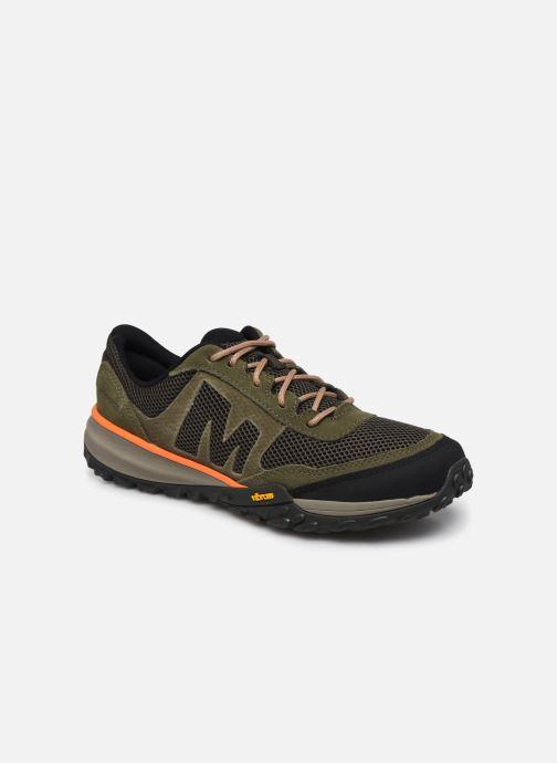 Chaussures de sport Merrell HAVOC VENT Vert vue détail/paire