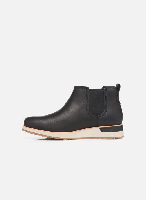Bottines et boots Merrell ROAM CHELSEA Noir vue face