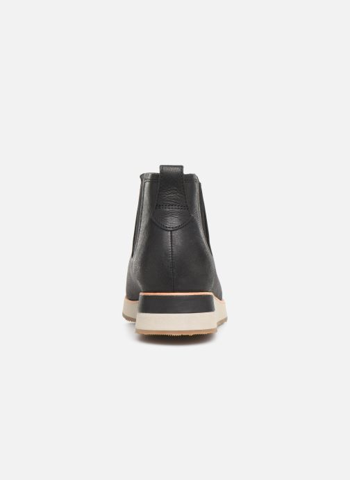 Bottines et boots Merrell ROAM CHELSEA Noir vue droite