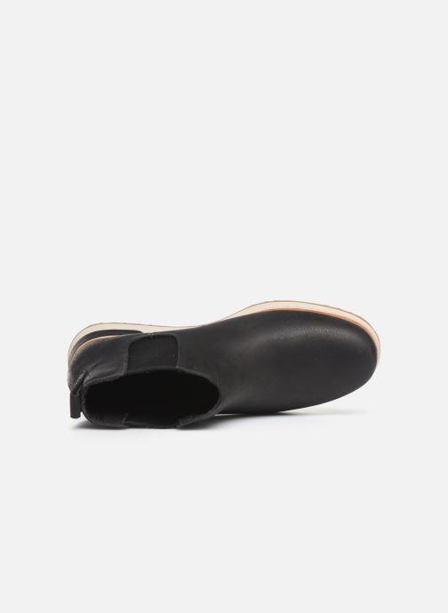 Bottines et boots Merrell ROAM CHELSEA Noir vue gauche
