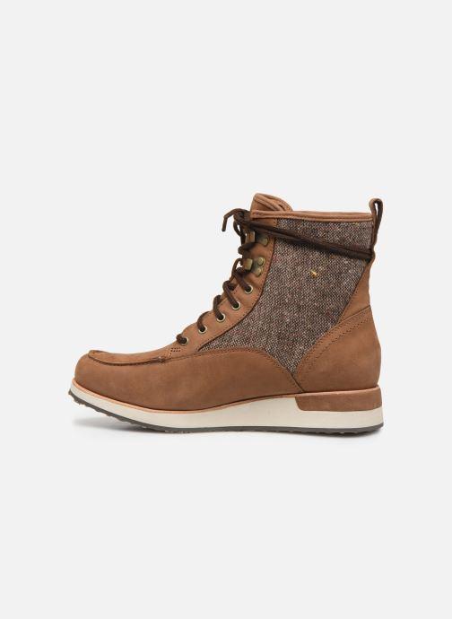 Chaussures de sport Merrell ROAM MID Marron vue face