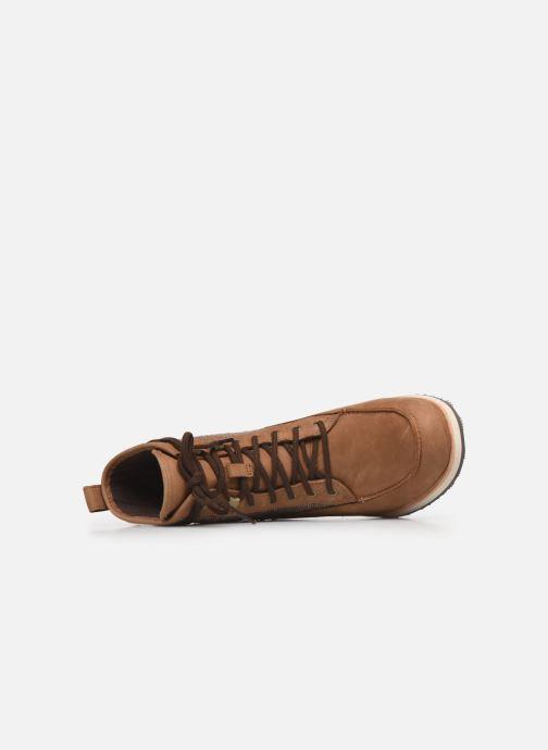 Chaussures de sport Merrell ROAM MID Marron vue gauche