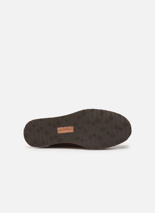 Chaussures de sport Merrell ROAM MID Marron vue haut