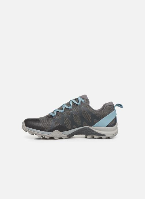 Chaussures de sport Merrell SIREN 3 GTX Gris vue face