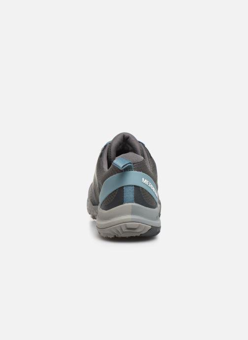 Chaussures de sport Merrell SIREN 3 GTX Gris vue droite