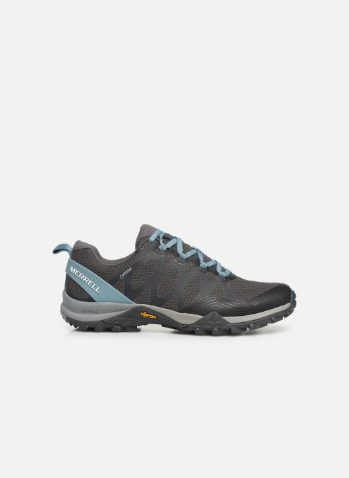 Sport shoes Merrell SIREN 3 GTX Grey back view