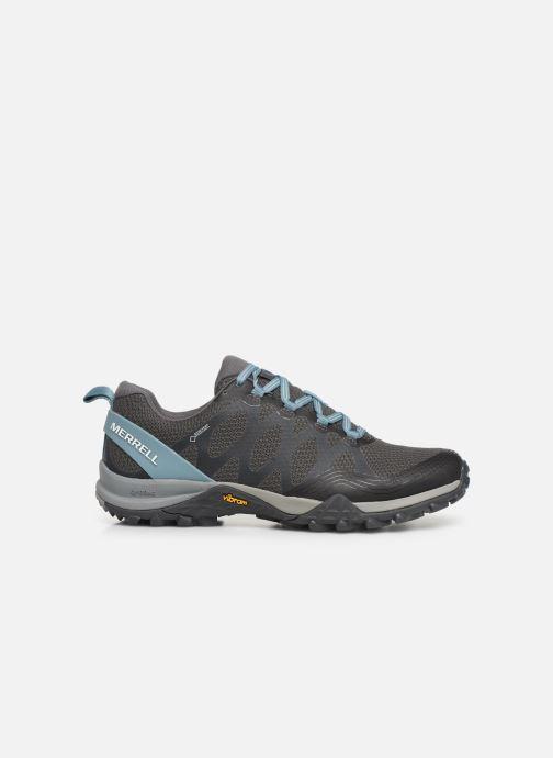 Chaussures de sport Merrell SIREN 3 GTX Gris vue derrière