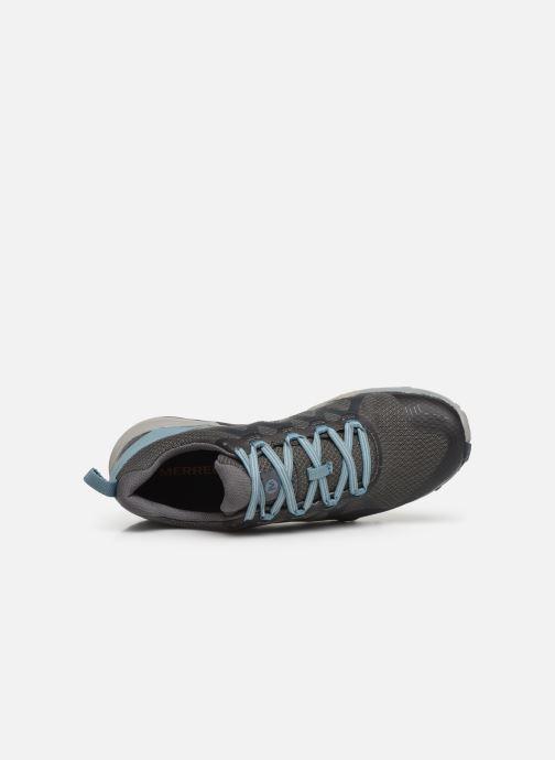 Zapatillas de deporte Merrell SIREN 3 GTX Gris vista lateral izquierda