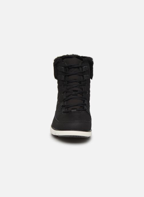 Chaussures de sport Merrell FARCHILL KEY LACE POLAR AC+ Noir vue portées chaussures