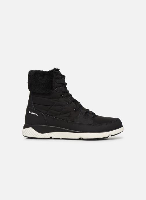 Chaussures de sport Merrell FARCHILL KEY LACE POLAR AC+ Noir vue derrière