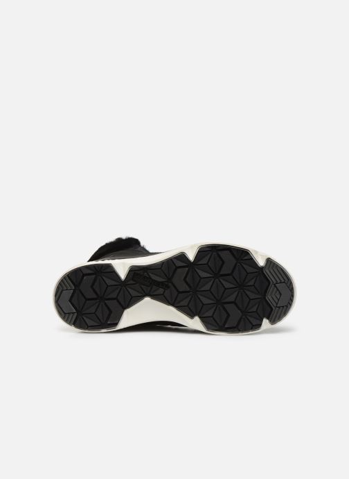 Chaussures de sport Merrell FARCHILL KEY LACE POLAR AC+ Noir vue haut