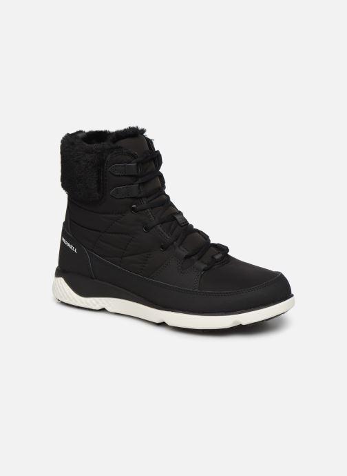 Chaussures de sport Merrell FARCHILL KEY LACE POLAR AC+ Noir vue détail/paire