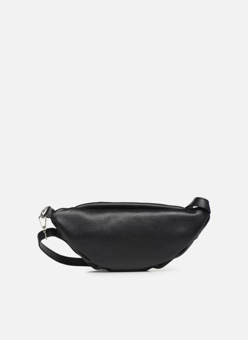Petite Maroquinerie Georgia Rose Mabanane Leather Noir vue face