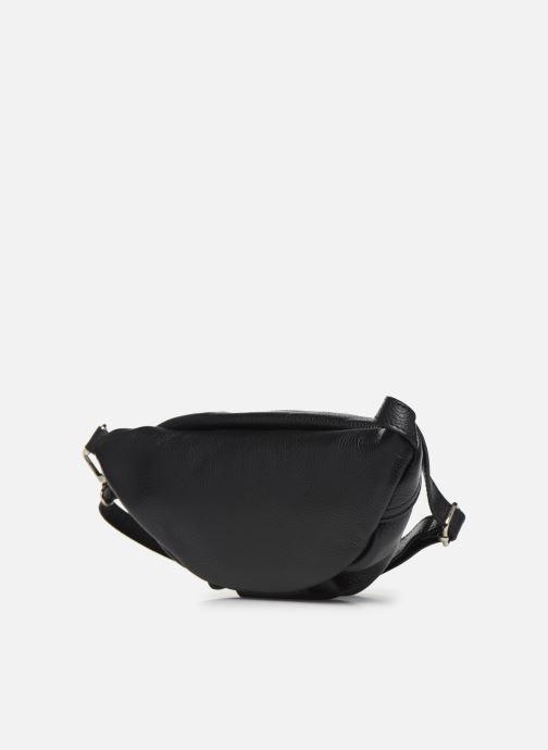 Handtassen Georgia Rose Mabanane Leather Zwart rechts