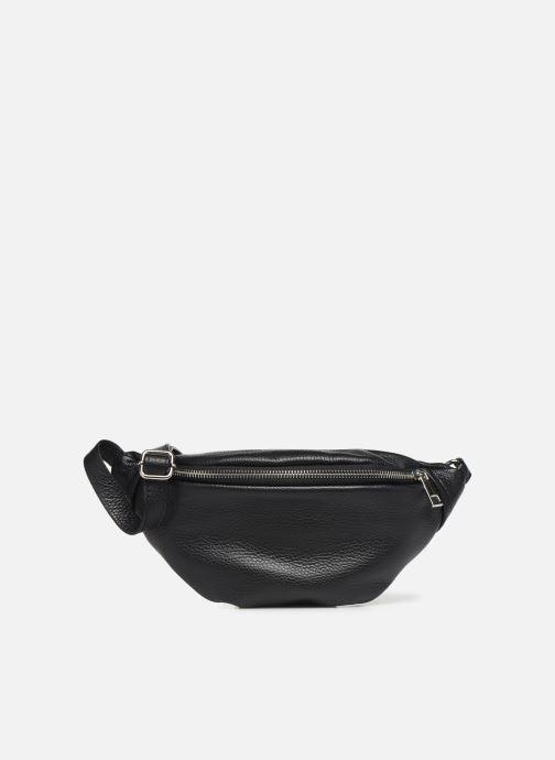 Petite Maroquinerie Georgia Rose Mabanane Leather Noir vue détail/paire