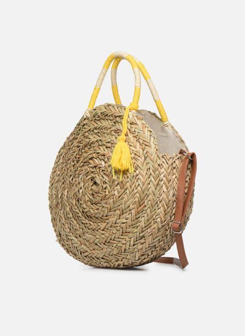 Handtaschen I Love Shoes LIPON gelb schuhe getragen