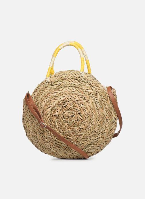 Handtaschen I Love Shoes LIPON gelb ansicht von vorne