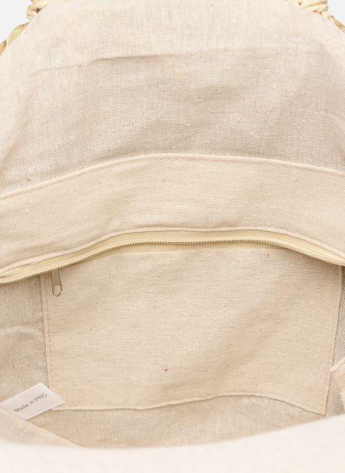 Handtassen I Love Shoes LIPON Geel achterkant