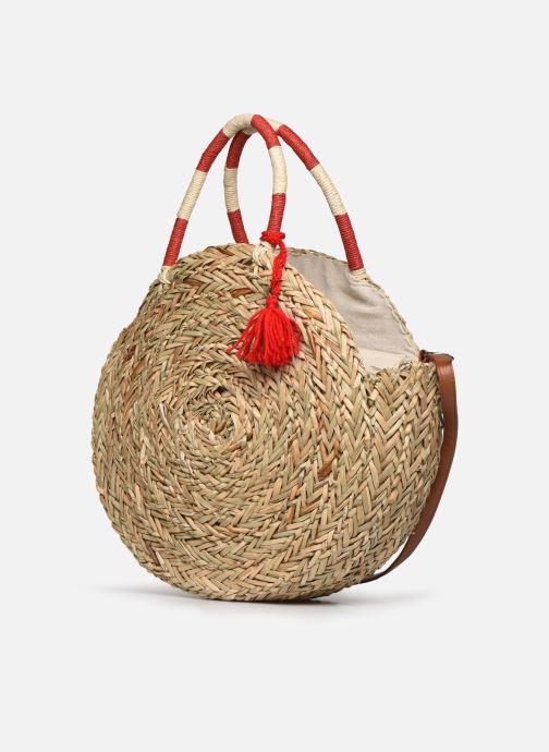 Handtaschen I Love Shoes LIPON rot schuhe getragen
