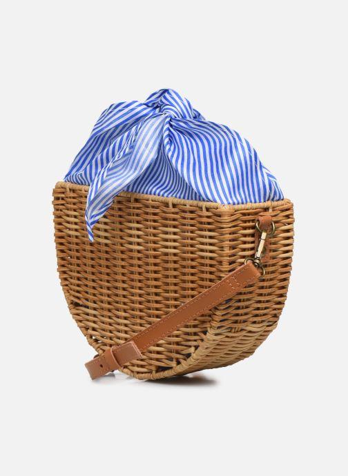 Handtaschen I Love Shoes LINEAU braun schuhe getragen