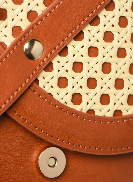 Handtaschen I Love Shoes LINAGE braun ansicht von links