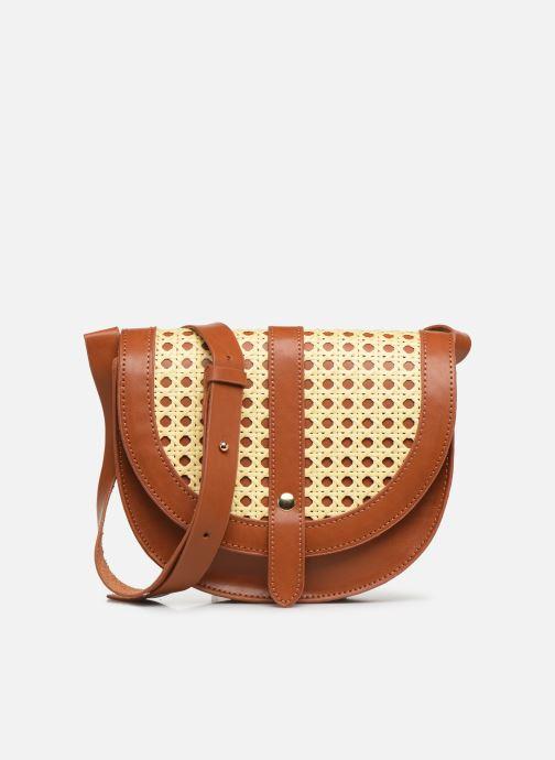 Handtaschen I Love Shoes LINAGE braun detaillierte ansicht/modell
