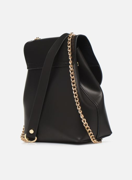 Handbags I Love Shoes LIMELO Black view from the right