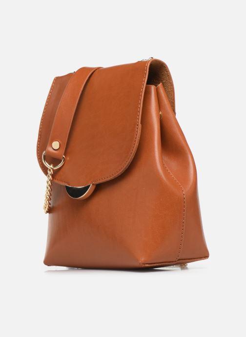 Handtassen I Love Shoes LIMELO Bruin model