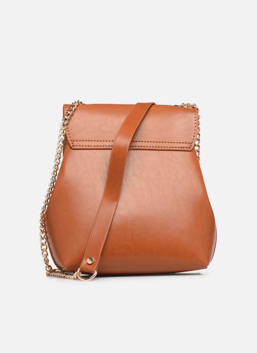 Handtaschen I Love Shoes LIMELO braun ansicht von vorne