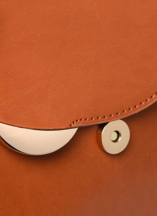 Handtaschen I Love Shoes LIMELO braun ansicht von links