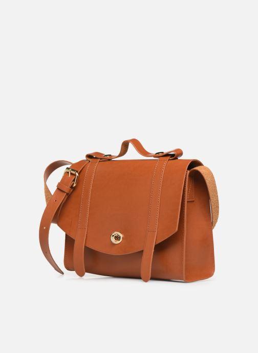 Handtaschen I Love Shoes LICABLE braun schuhe getragen