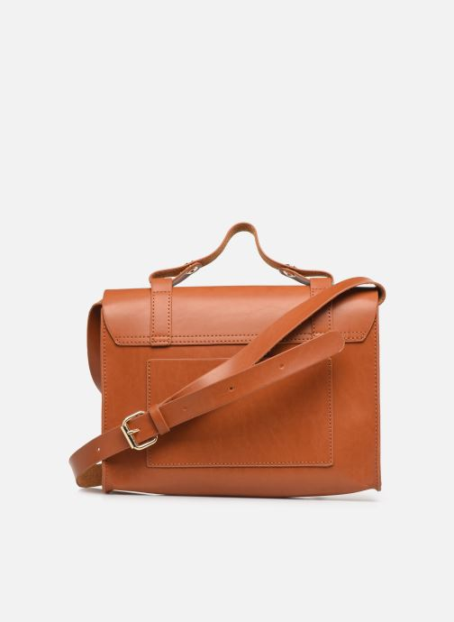 Handtaschen I Love Shoes LICABLE braun ansicht von vorne