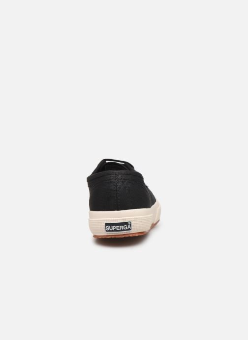 Sneakers Superga 2750 Cotu C W C Zwart rechts