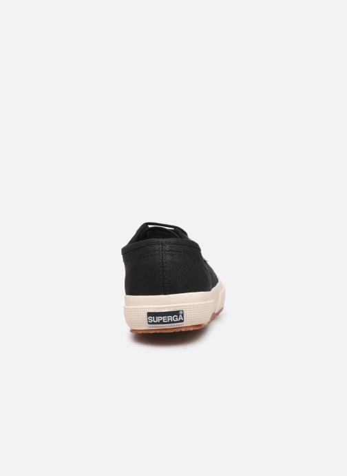 Baskets Superga 2750 Cotu C W C Noir vue droite