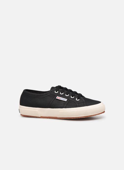 Sneakers Superga 2750 Cotu C W C Zwart achterkant