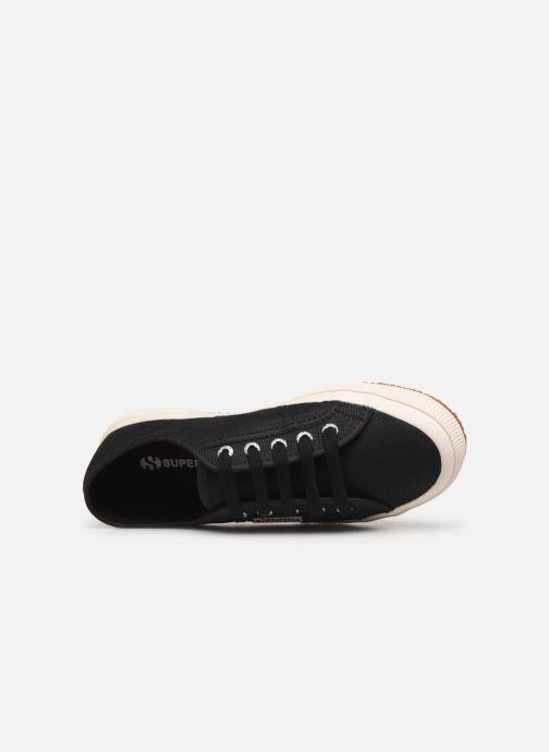 Sneakers Superga 2750 Cotu C W C Zwart links