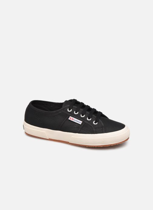 Sneakers Superga 2750 Cotu C W C Zwart detail