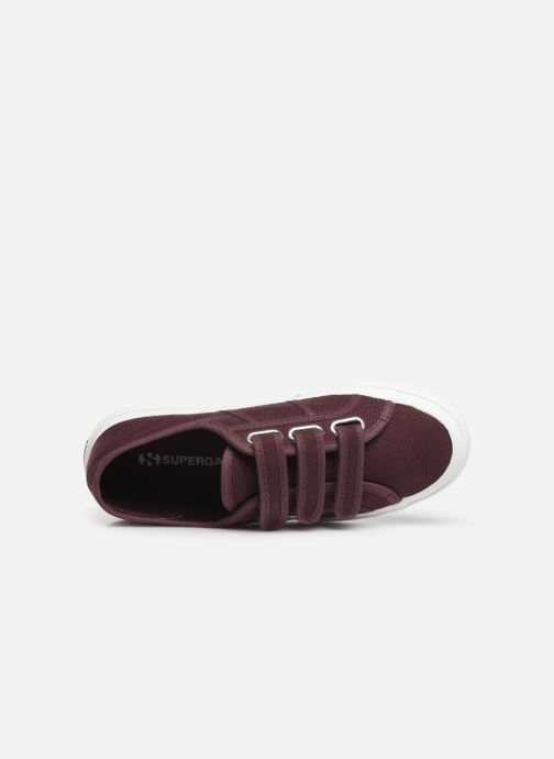 Sneakers Superga 2750 Cot 3 Strapu W C Bordeaux links