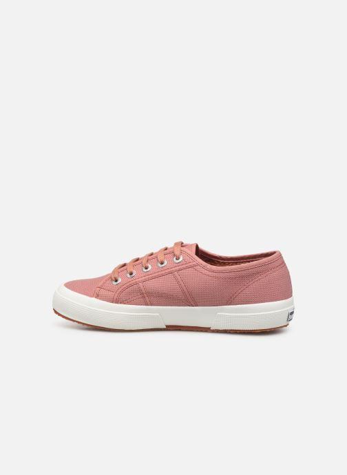 Sneakers Superga 2750 Cotu Classic C Roze voorkant